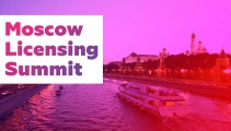 Доклад на Moscow Licensing Summit